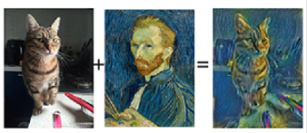 Machine Learning Examples - Neural Style Transfer