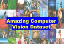Amazing Computer Vision Datasets
