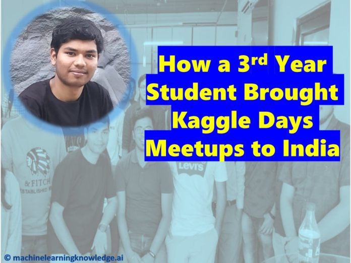 Ayon Machine Learning Kaggle Days Meetup