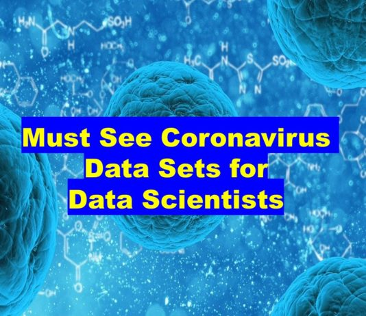 Coronavirus Data Sets for Data Scientists and Researchers