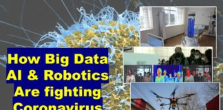 How AI Big Data Robotics fighting Coronavirus