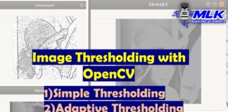 Image Thresholding with OpenCV cv2.threshold() and cv2.adaptiveThreshold()