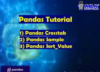 Pandas Crosstab, Pandas Sample, Pandas Sort_Value