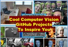 Cool Computer Vision GitHub Projects