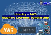 Udacity and AWS Machine Learning Scholarship
