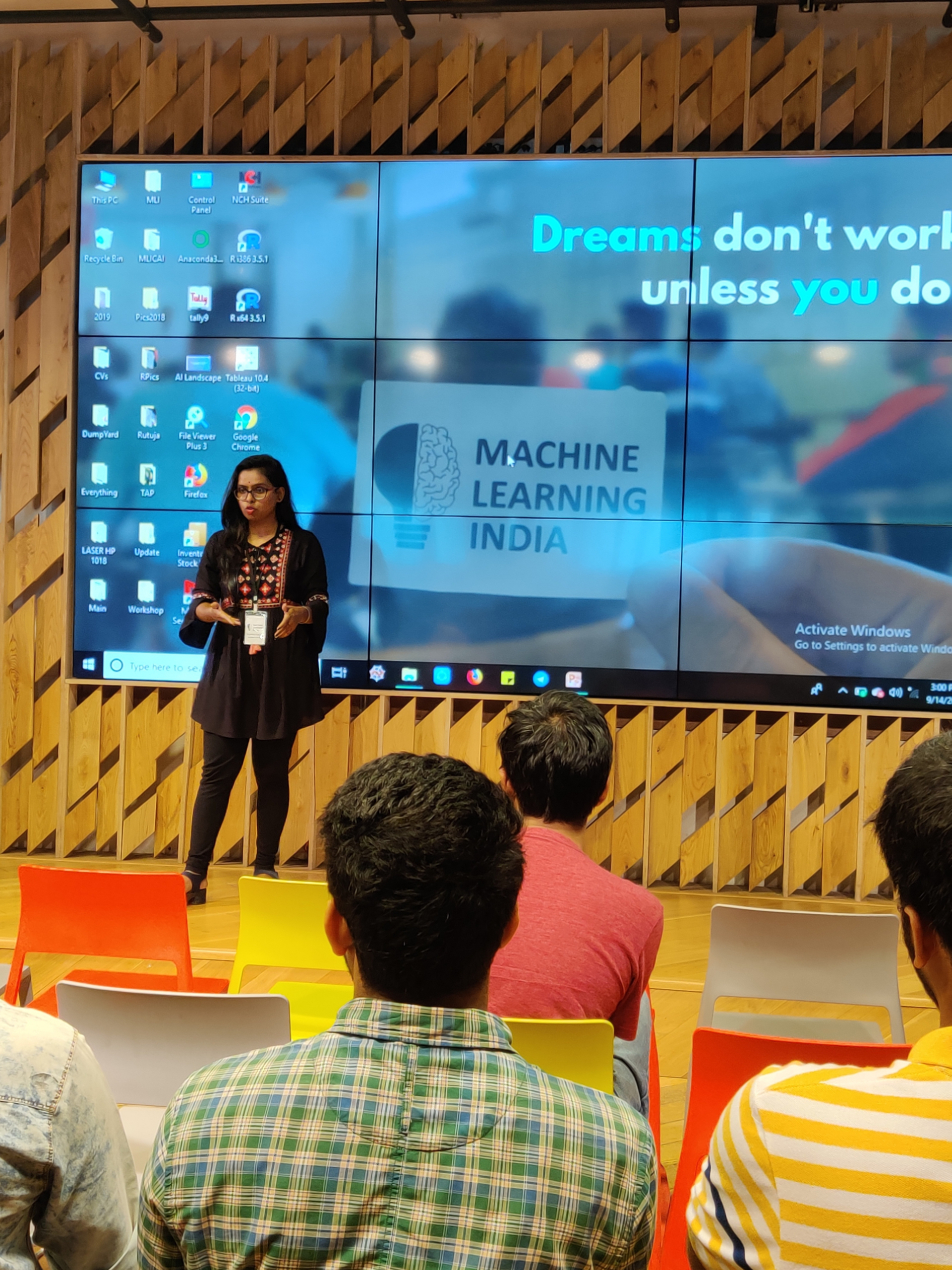 Machine Learning India - Priyanka Kasture 3