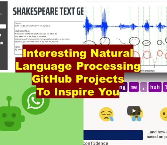 Natural Language Processing GitHub Project