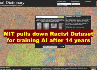 MIT Racist Misogynistic Tiny Image Dataset - Feature Image