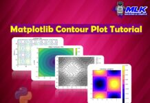 Matplotlib Contour Plot - Tutorial for Beginners