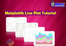 Matplotlib Line Plot Tutorial