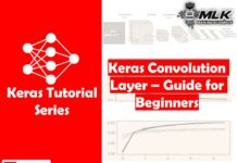 Keras Convolution Layer - A Beginner's Guide