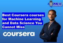 Best Coursera courses for Data Science and Machine Learning