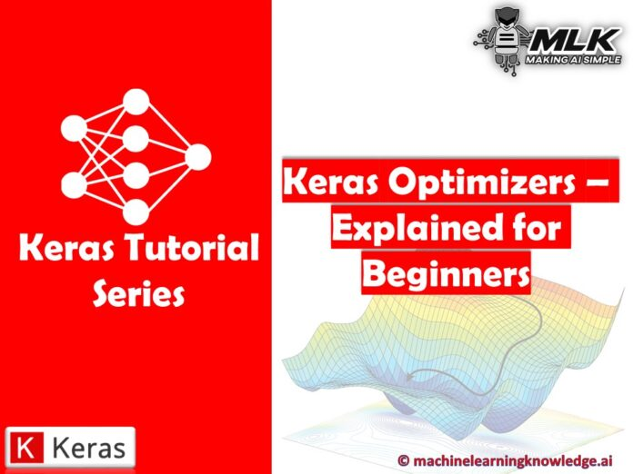 Keras Optimizers Explained with Examples for Beginners