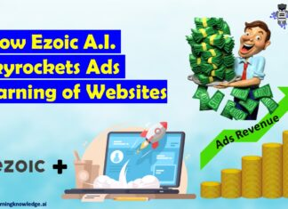 Ezoic Review - How A.I. can sky rocket your Ads earning