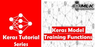 Keras Model Training Functions - fit() vs fit_generator() vs train_on_batch()