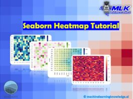 Seaborn Heatmap using sns.heatmap() with Examples for Beginners