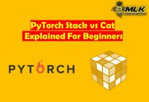 PyTorch Stack vs Cat Explained for Beginners