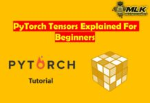 PyTorch Tensor - Explained for Beginners