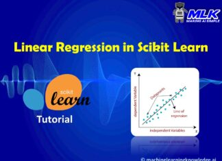Linear Regression in Python Sklearn with Example