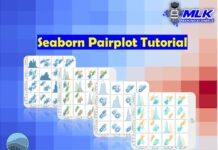 Seaborn Pairplot Tutorial using pairplot() function for Beginners