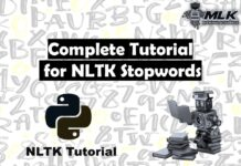 Complete Tutorial for NLTK Stopwords