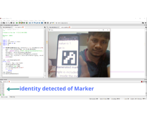 Aruco Marker Detection with Python OpenCV