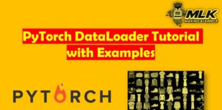 PyTorch Dataloader Tutorial with Example
