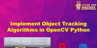 Learn Object Tracking in OpenCV Python with Code Examples