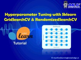 Hyperparameter Tuning with Sklearn GridSearchCV and RandomizedSearchCV